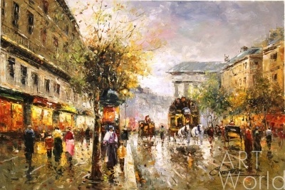Пейзажи Парижа - перейти в каталог