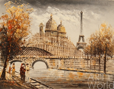 Мост через Сену, Париж