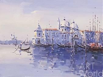 """Картина маслом """"Сны о Венеции N26"""""""
